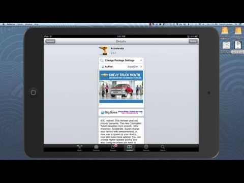 Demo: The One Jailbreak Tweak That's Making My iPad Crazy