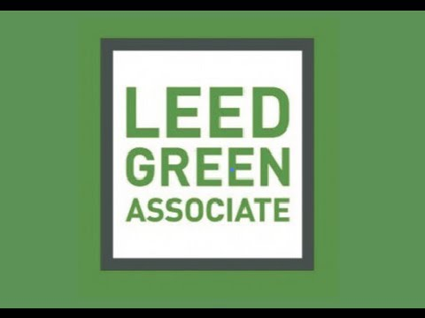 Becoming a LEED Green Associate: Certification Courses | Everblue ...