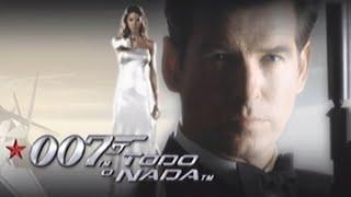 007 James Bond Todo O Nada Pelicula Completa L Cinemáticas Del Juego En ESPAÑOL Pierce Brosnan