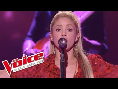 Shakira - Me Enamore | The Voice France 2017 | Finale
