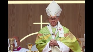 Pope Francis Faces Accusation Of Ignoring Sexual Abuse