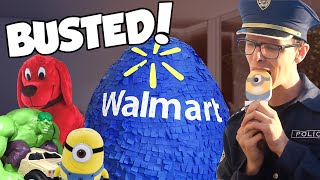 Content Cop - TOY REVIEW CHANNELS (GIANT SURPRISE EGG)