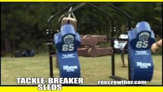 Tackle-Breaker Sleds