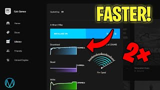 How To Increase Epic Games Download Speed