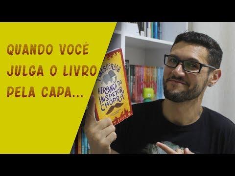 A INESPERADA HERANÇA DO INSPETOR CHOPRA | IRMÃOS LIVREIROS | @danyblu @irmaoslivreiro