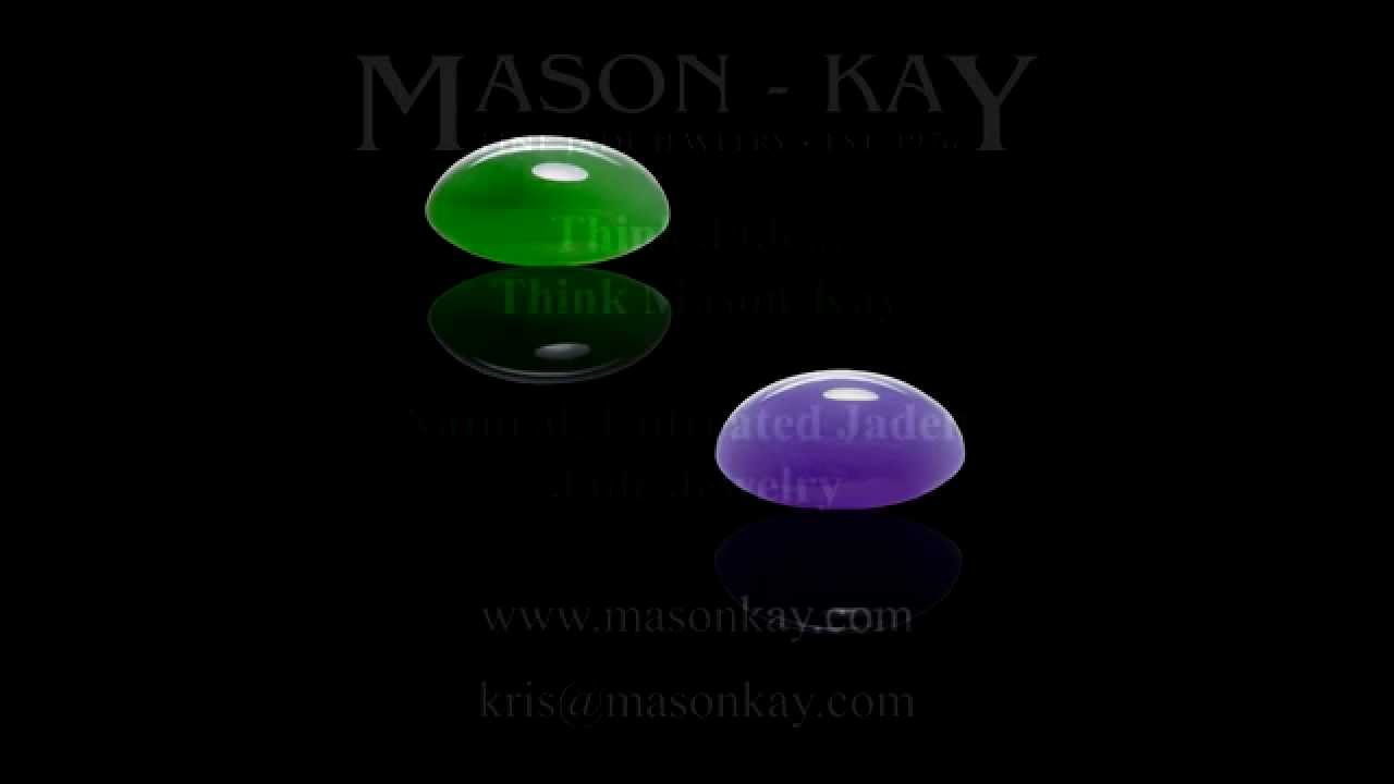 Fall 2015 Green Jadeite Jade Jewelry Designs Slideshow by Mason-Kay