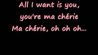 [Paroles] DJ Antoine Feat. The Beat Shakers   Ma Chérie 2012
