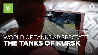 World of Tanks AR Spectate: The Tanks of Kursk