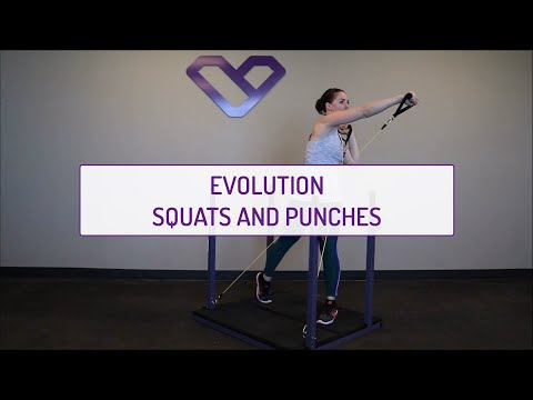 Evolution Squats and Punches