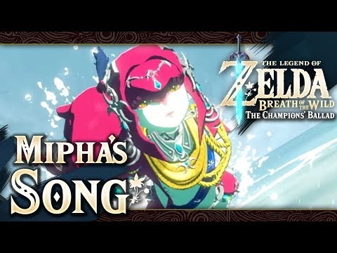The Legend of Zelda: Breath of the Wild - Champion Mipha's Song