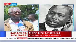 Wenyeji wa Rift Valley watoa maoni kuhusu kifo cha Mzee Moi