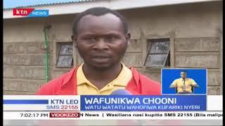 Watu watatu wahofiwa kufariki Nyeri baada ya kufunikwa chooni