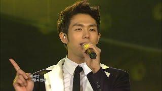 【TVPP】2AM - Never Let You Go + One Candle, 투에이엠 - 죽어도 못 보내 + 촛불 하나 @ Korean Music Festival Live