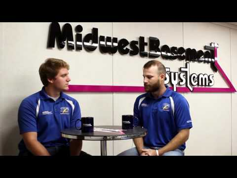 Midwest Basement Systems Marketing Director, Cade Ingle, talks waterproofing methods and why water might be coming into your basement.
