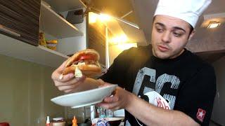 Chef Codrinel te învață să faci Burgeri