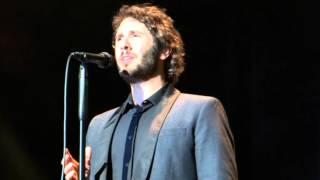 YOU'LL NEVER WALK ALONE Josh Groban STAGES Louisville 10/13/15