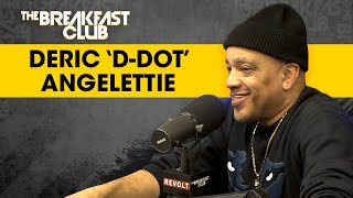Deric 'D-Dot' Angeletti Speaks On Authenticity, Bad Boy's Dream Team, New Music + More