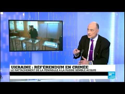 Crimée: l'analyse de notre éditorialiste Gauthier Rybinski