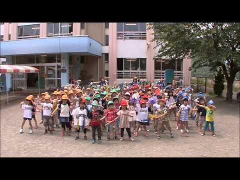 ジンギスカンダンス2014札幌第一幼稚園 Ver. / 北海道庁[公式]