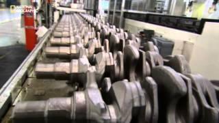Dokumentárny film Technológia - Megatovárne: Chevrolet Camaro
