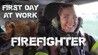 First Day Working As A Firefighter - South Metro Unscripted Episode 10