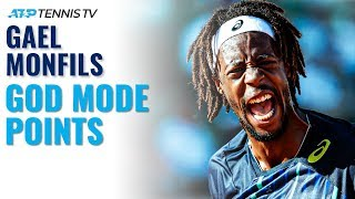 5 Times Gael Monfils Went GOD MODE ????