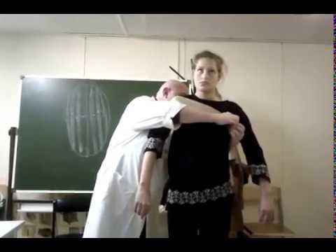 Боль между грудью и спиной