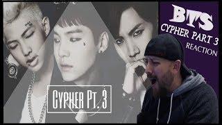 Metal Musician Reacts: BTS (방탄소년단)   Cypher Pt. 3 Killer REACTION