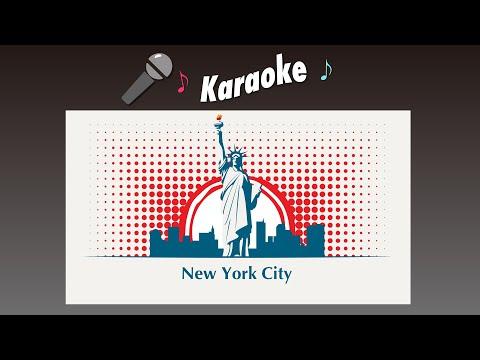 New York City - John Lennon karaoke cover