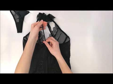 Jedinečná košilka 857 - CHE chemise - Obsessive