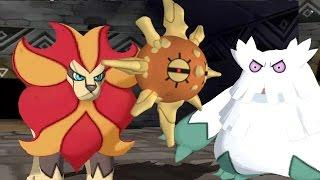 Pyroar  - (Pokémon) - Pyroar Hits Too Hard!? Pokemon Sun and Moon RU Wifi Battle #94 Vs. Jeremy (1080p)
