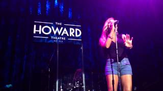 "Chante Moore ""It's Alright"" at The Howard Theatre"