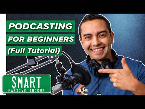 How to Start a Podcast (Complete Tutorial) Equipment & Software ...