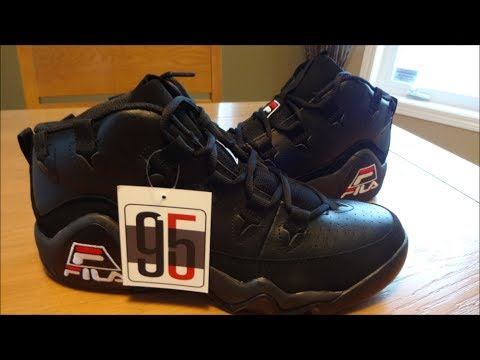 Fila The 95 GH1 Black – Detailed Review