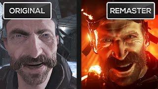 Call of Duty: Modern Warfare – Original vs Remastered Graphics Comparison