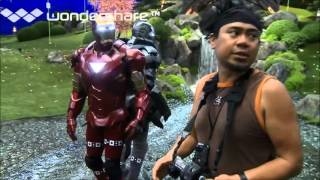 Making of IRON MAN 2 2010