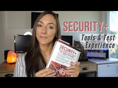 How I passed Security+ in under 2 weeks | Study Tools & Test ...