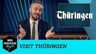 Visit Thüringen!   NEO MAGAZIN ROYALE mit Jan Böhmermann - ZDFneo