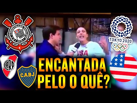 Corinthians citado nas Olimpíadas por atleta americana Diani Taurasi