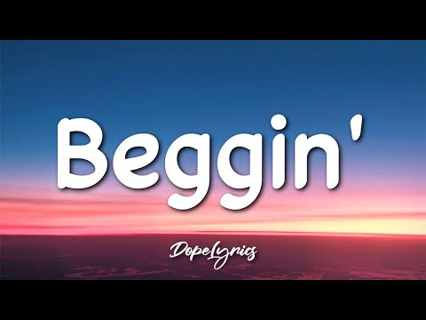 Beggin' - Måneskin (Lyrics) 🎵