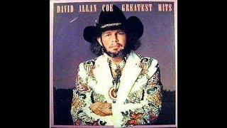 A Sad Country Song by David Allan Coe from his Greatest Hits album.