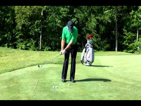 Golf Lessons – Chipping – Consistent, Solid Contact