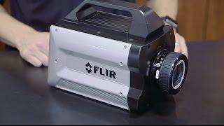 FLIR X6900sc MWIR High Performance MWIR InSb Camera | FLIR