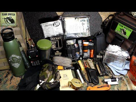 Survival Travel Bag