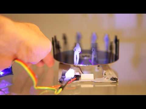 Cómo funciona un Estroboscopio