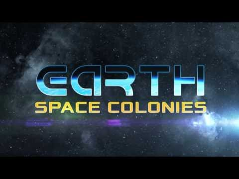 Earth Space Colonies v1.1 trailer thumbnail