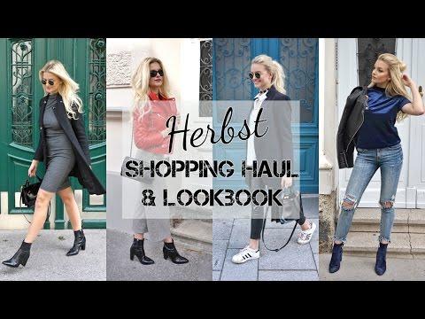 Zara Shopping Haul I Lookbook I Herbstoutfits