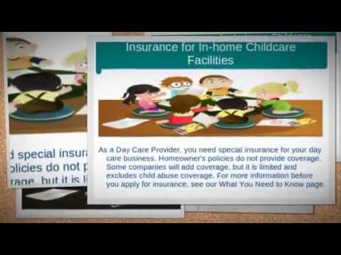 , title : 'Insurance for In home Childcare Facilities