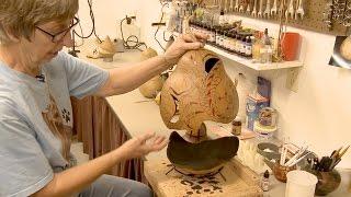 Common Ground 202 - Gourd Artist Alretta Skellenger