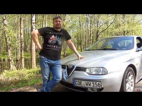 Обзор 156 Альфа Ромео 1.8 тс Alfa Romeo 156 Review